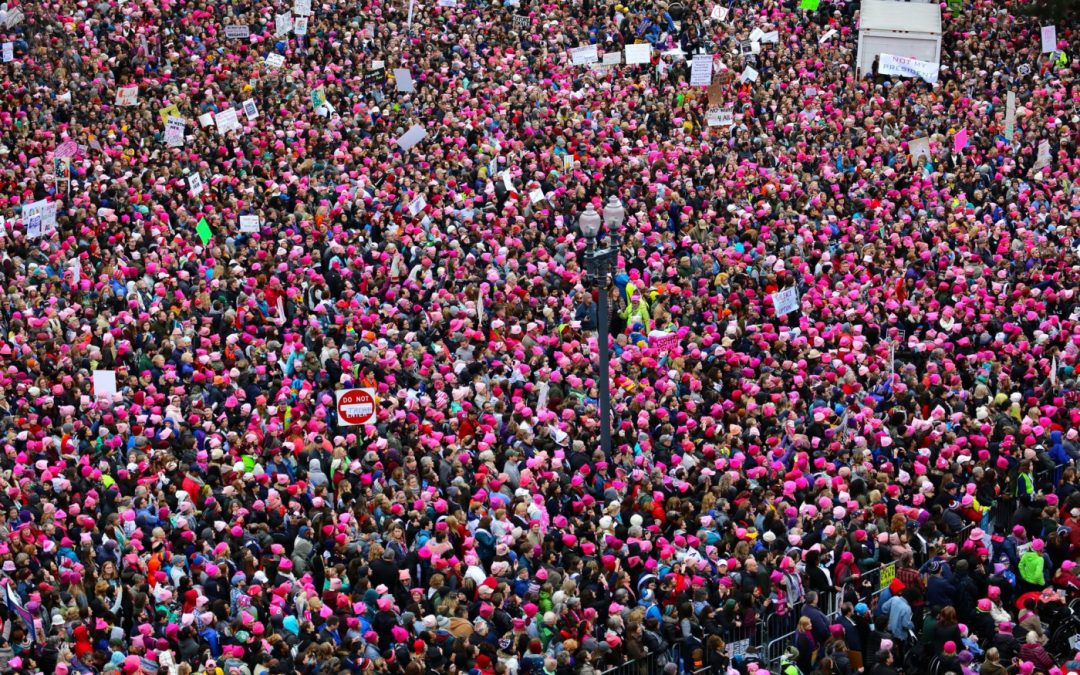 Why the Bodily Act of Marching Matters